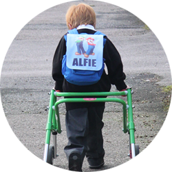 Apex supports Alfie Milne